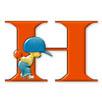 H   - Hareketli Harfler