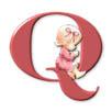 Q   - Hareketli Harfler
