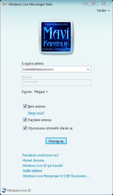 wlm8.5 1 Messenger 8.5 Beta