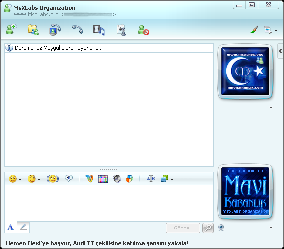 Windows Live Messenger 8.5 Final 8.5