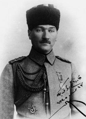 13sl3nw dokuzuncu ordu mufettisi mustafa kemal pasa 1919