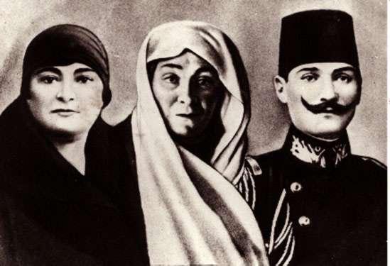 Ataturk 1905 Zubeyde Makbule